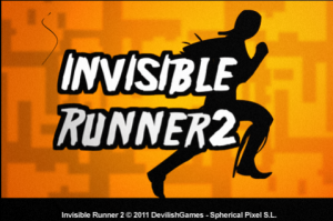 Invisible Runner 2 Intro