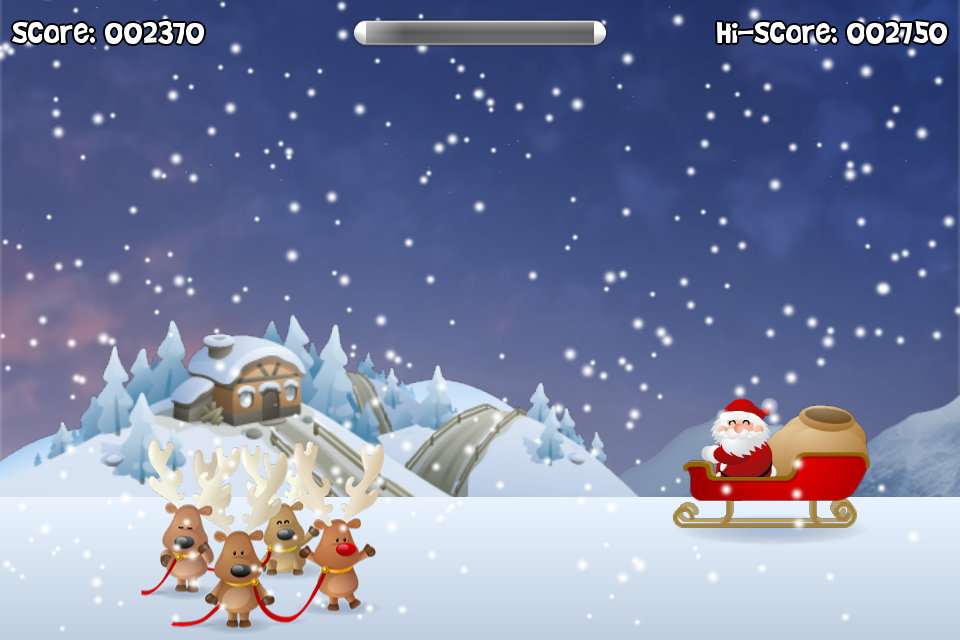 Christmas Mishap Screenshot
