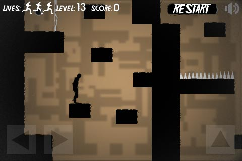 Invisible Runner 2 Screenshot