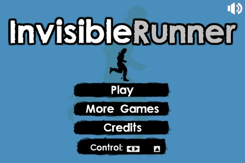 Invisible Runner Screenshot