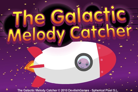 The Galactic Melody Catcher Screenshot