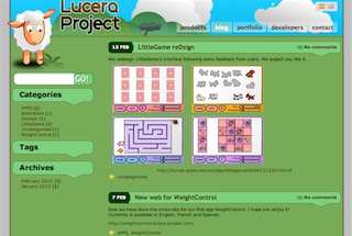 screenshoot old web